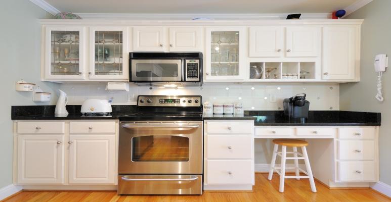 styl prowansalski z nowoczesnym w kuchni