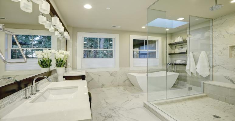 płytki marmurowe do łazienki