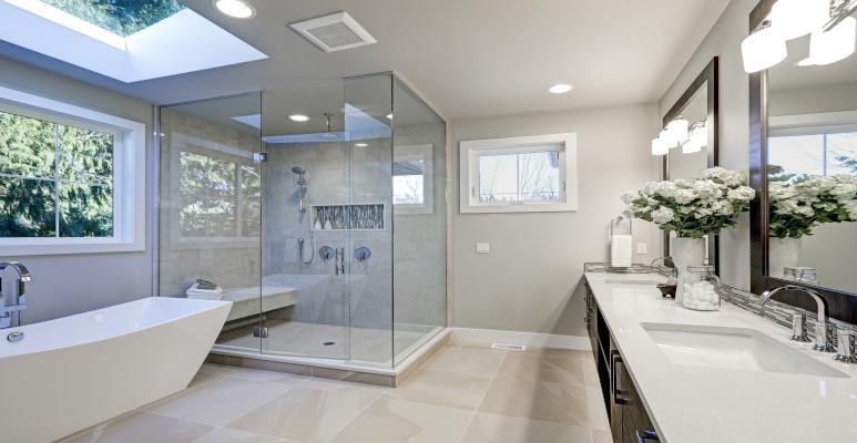 что на полу в ванной