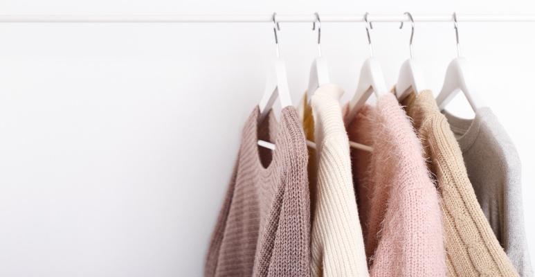 jak zrobić garderobę w pokoju