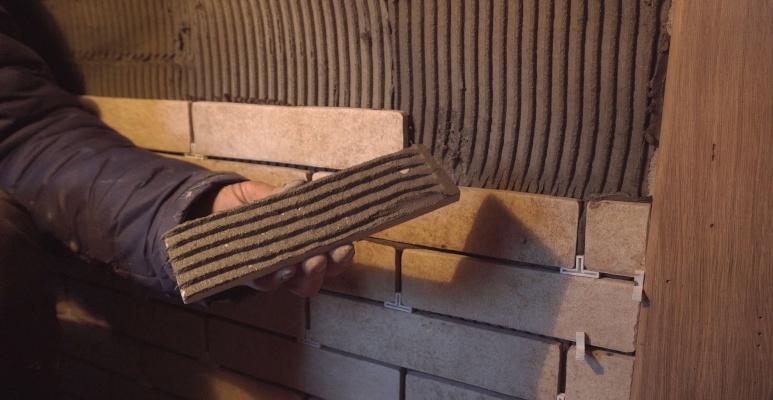 układanie płytek klinkierowych na styropianie