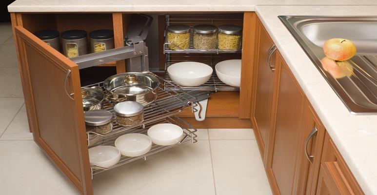 rozmieszczenie szafek w kuchni
