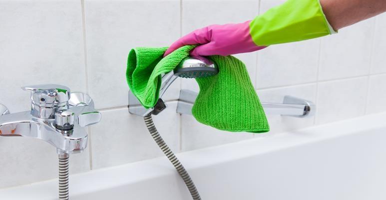 jak rozebrać słuchawkę prysznicową