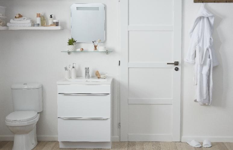 Wyposażenie Małej łazienki W Segmenty Imandra Inspiracje I