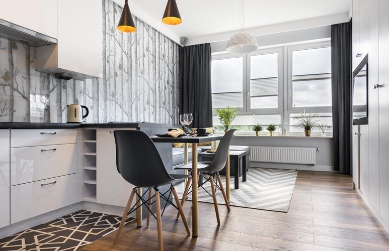 jak umeblować małe mieszkanie