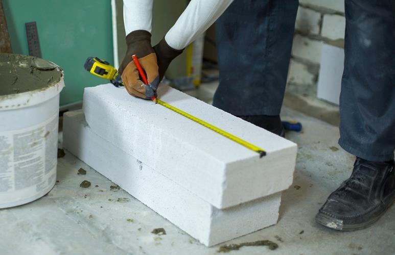 jakie beton komórkowy na ściany zewnętrzne