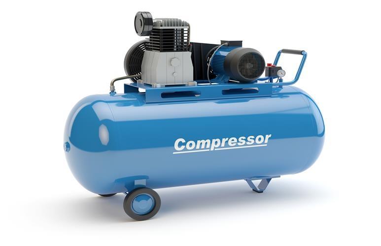 budowa kompresora