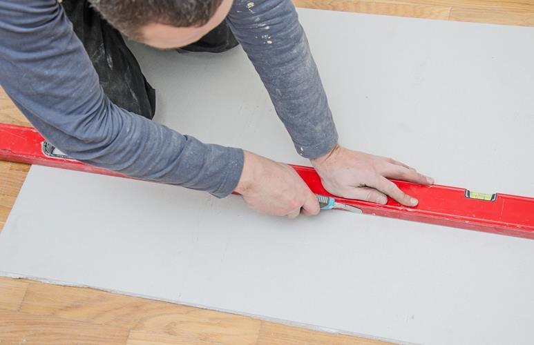 jak zrobić ściankę działową z karton gipsu