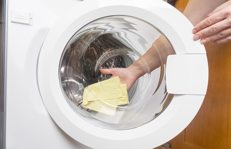 czyszczenie pralki kwaskiem cytrynowym