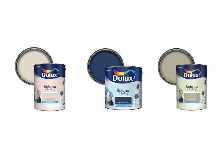 Farby Dulux Kolory Które Odmienią Twoje Wnętrze