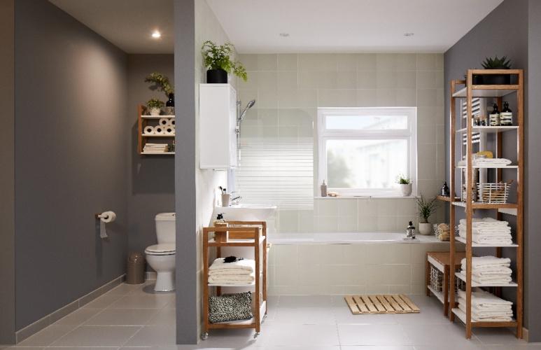 odnawianie łazienki