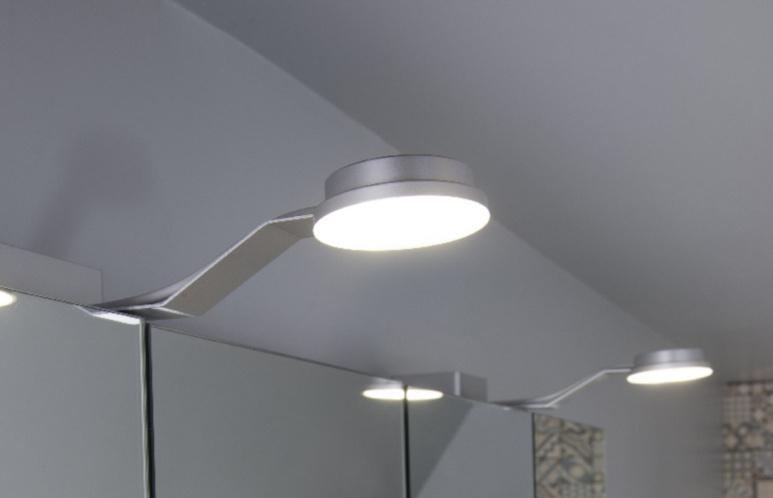 dodatkowe światło w łazience