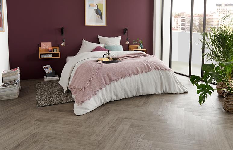 minimalistyczna sypialnia inspiracje