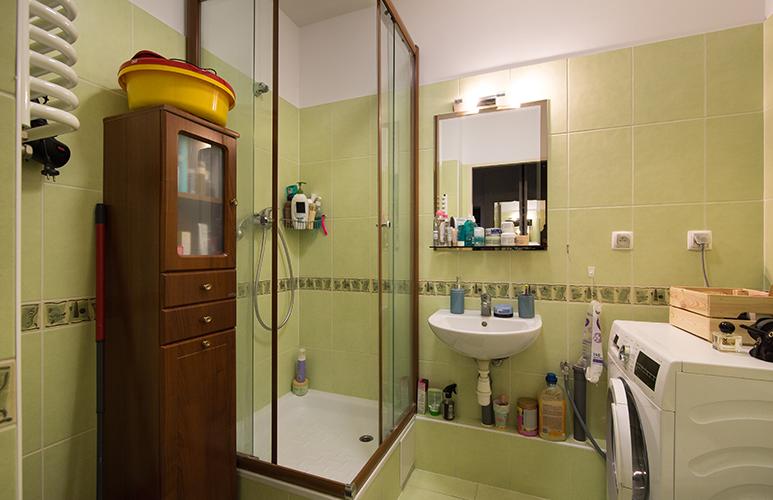 Metamorfoza łazienki przed