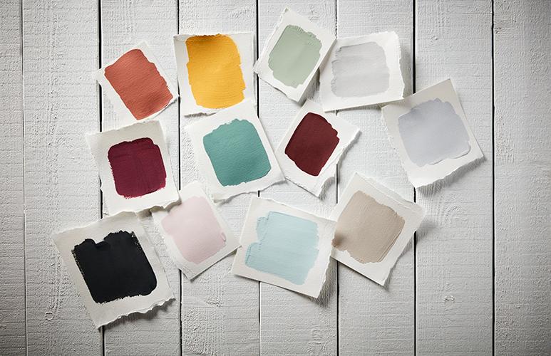 Instrukcja malowania ścian
