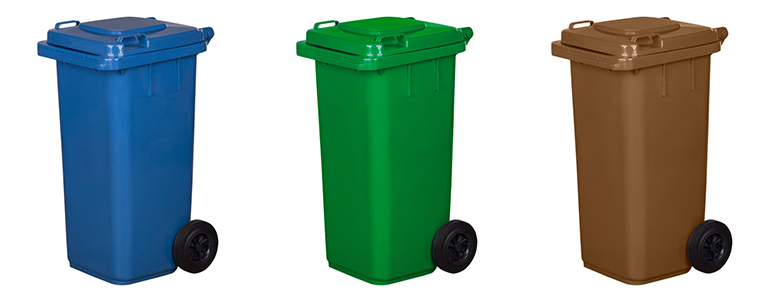 Pojemnik na śmieci 240 l