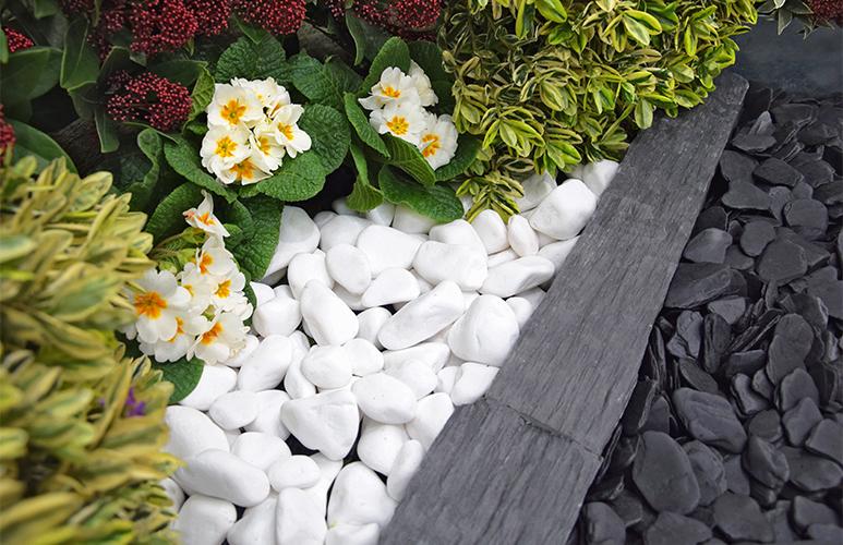 Otoczak Blooma Carrara