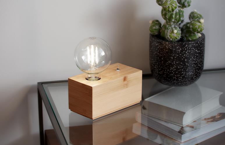 Żarówka LED Diall G95 E27 8 W 1055 lm przezroczysta barwa ciepła