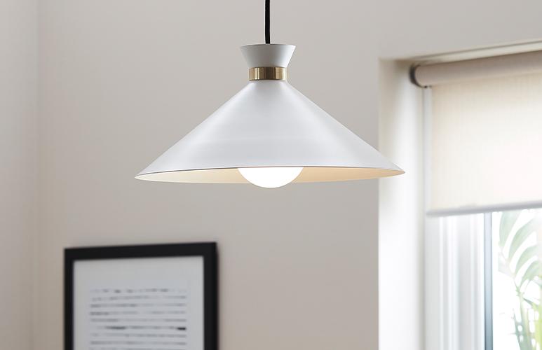 Lampa wisząca GoodHome Apennin 35 W E27 biała