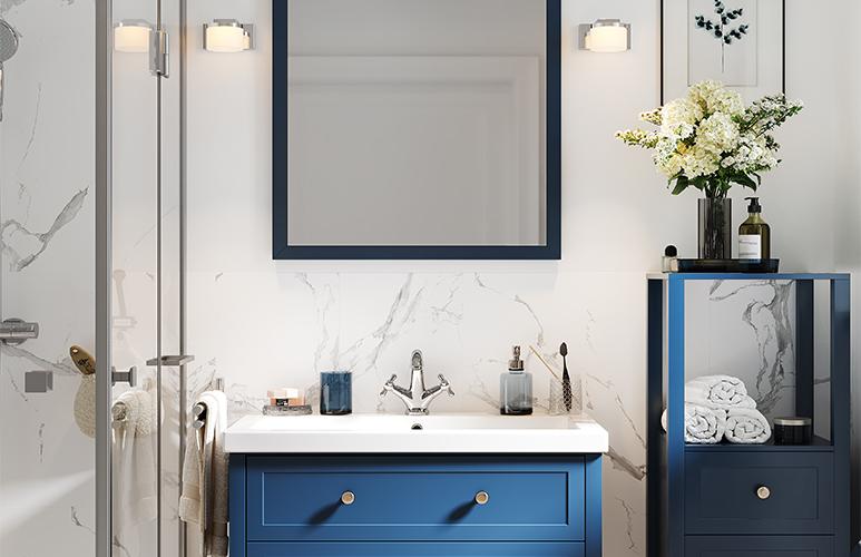 seria mebli łazienkowych perma