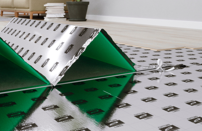 Podkład pod panele Arbiton Aquastop Max 5 mm