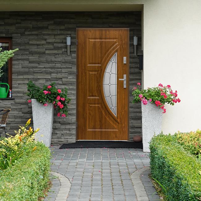 drzwi zewnetrzne przeszklone splendoor