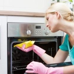 czyszczenie piekarnika