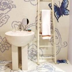 drabinka łazienkowa