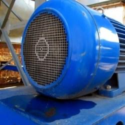 mechaniczny ciąg kominowy