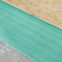 montaż podkładu pod panele