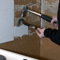 narzędzia przydatne do kucia i wyburzania ścian