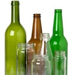 szklane odpady