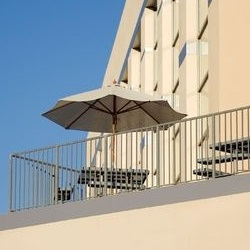 ochrona balkonu