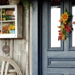 Drzwi w stylu country