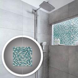 Mozaika Colours 30 x 30 cm steel grey