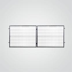Brama 3D 1,52 x 4,00 ocynkowana