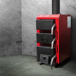 Kocioł stałopalny C.O. Termo-Tech Resika C 16 kW