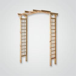 Pergola bramka Konwalia 40 x 128 x 210 cm