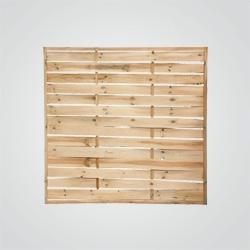 Płot lamelowy Bryza 150 x 180 cm