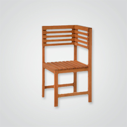 622540 Krzesło balkonowe narożne Blooma_Standard Aland