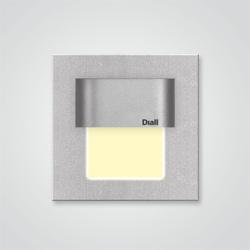 Oprawa LED Diall Tango Mini IP20 barwa ciepła biała