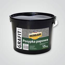 POSYPKA PAPOWA MATIZOL GRAFIT WIADERKO 15 KG