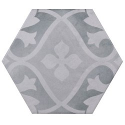 płytka heksagonalna