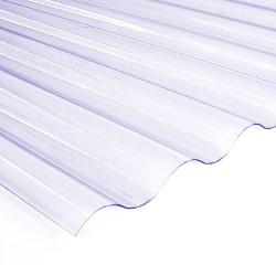 transparentna płyta PCV na dachy