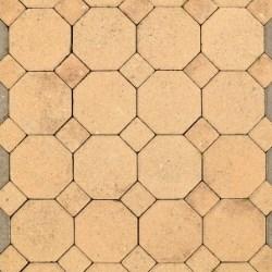 płytki podłogowe heksagonalne