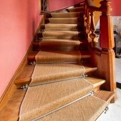 nakładka na schodach