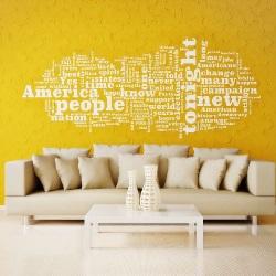 Skrzydlate Słowa Litery I Napisy Na ścianach Inspiracje I Porady