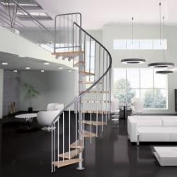 schody kręcone atrium novo castorama