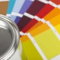 wzornik kolorów farb