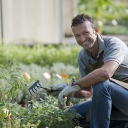przyjemność uprawiania ogrodu